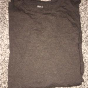 Brown Long Sleeve T-shirt - Size XL
